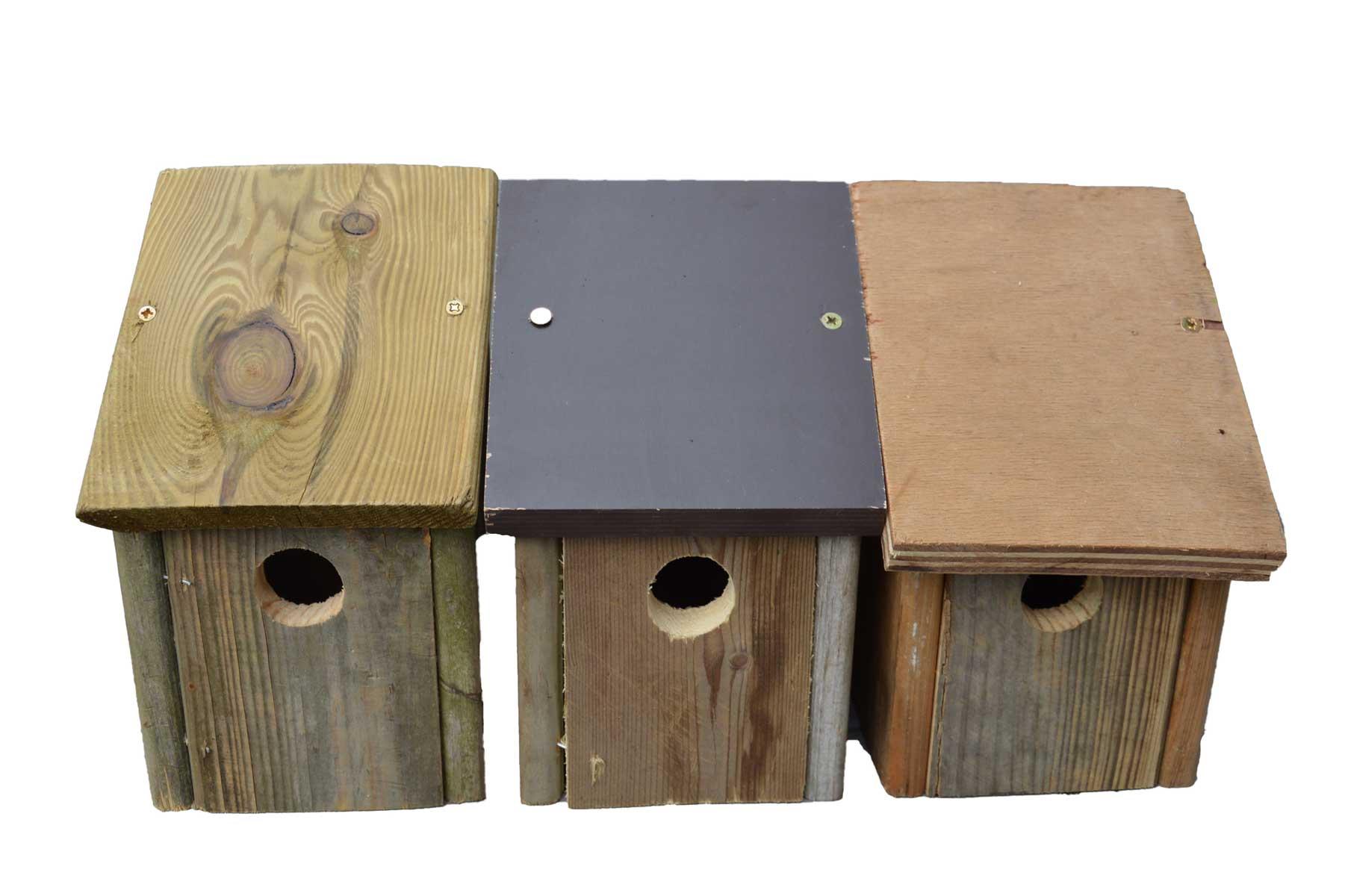 Vogelhuisjes 09