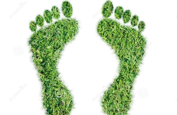 green foot pring